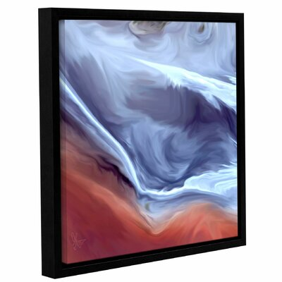 Underwelling Framed Painting Print