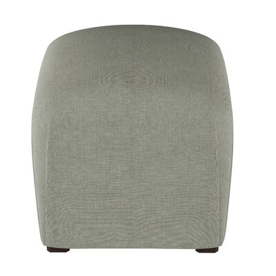 Damen Cube Ottoman Color: Swedish Blue