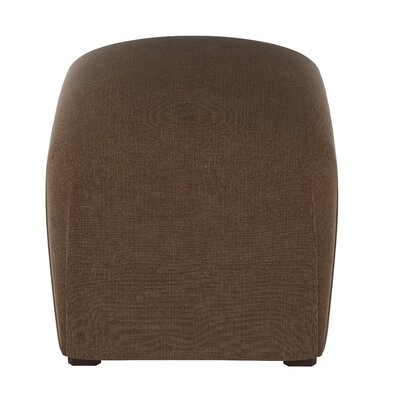 Damen Cube Ottoman Color: Taupe
