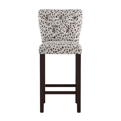 Grays Ferry Tufted 31 Bar Stool