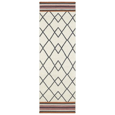 Marble Falls Ivory Area Rug Rug Size: Rectangle 8 x 10