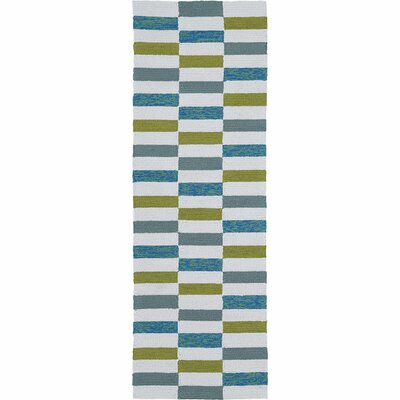 Staple Hill Ivory Indoor/Outdoor Rug Rug Size: Runner 2 x 6
