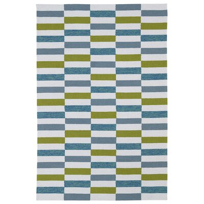Staple Hill Ivory Indoor/Outdoor Rug Rug Size: Rectangle 3 x 5