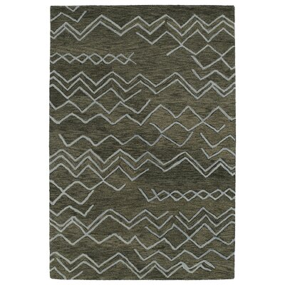 Zack Geometric Rug Rug Size: Rectangle 8 x 11