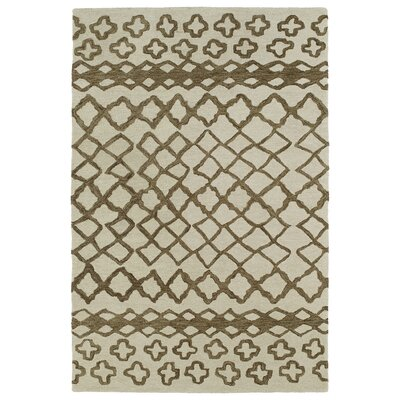 Zack Brown Geometric Area Rug Rug Size: 8 x 11