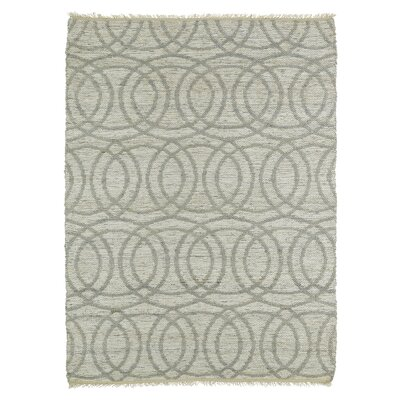 Millbourne Gray Area Rug Rug Size: Rectangle 8 x 11