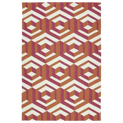 Doylestown Multi-colored Indoor/Outdoor Area Rug Rug Size: Rectangle 2' x 3'