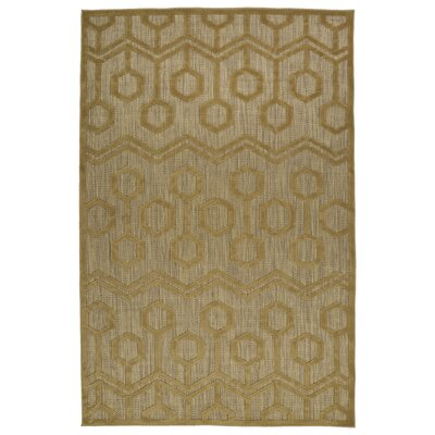 Shirehampton Light Brown Indoor/Outdoor Area Rug Rug Size: 710 x 108