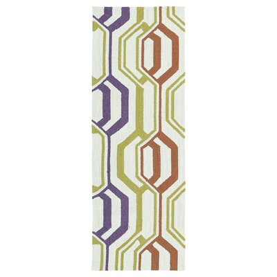 Doylestown Indoor/Outdoor Area Rug Rug Size: Runner 2 x 6