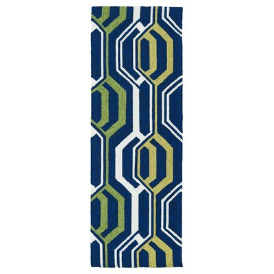 Doylestown Multi Indoor/Outdoor Area Rug Rug Size: Rectangle 4 x 6