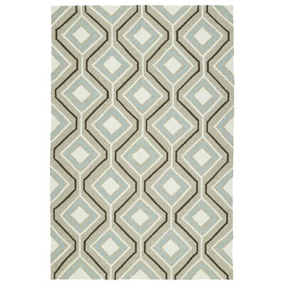 Doylestown Light Brown Indoor/Outdoor Area Rug Rug Size: 4 x 6