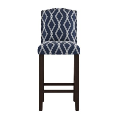 Edford Arched Crossweave 31 Bar Stool