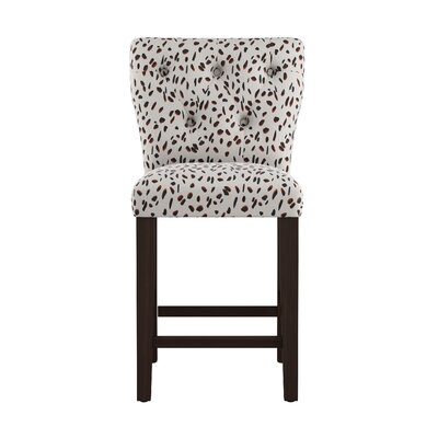 Marksbury Tufted 26 Bar Stool