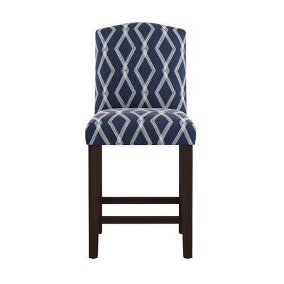Edford Arched Crossweave 26 Bar Stool