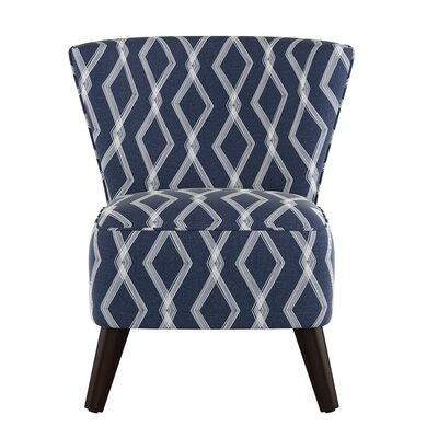 Edford Crossweave Slipper Chair
