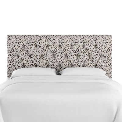 Marksbury Upholstered Panel Headboard Size: Queen