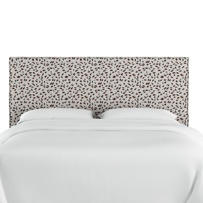 Marksbury Upholstered Panel Headboard Size: Full