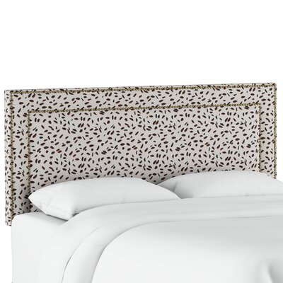 Marksbury Upholstered Panel Headboard Size: Twin