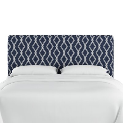 Edford Upholstered Panel Headboard Size: King