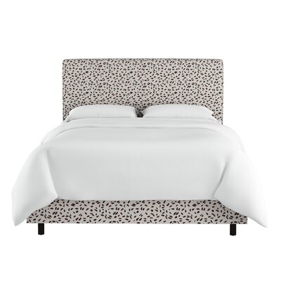 Marksbury Upholstered Panel Bed Size: King