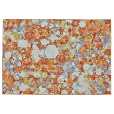 Haire Area Rug Rug Size: Rectangle 22 x 4