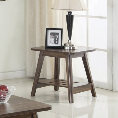 Halley End Table