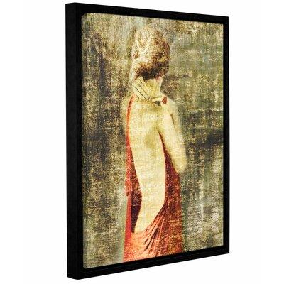'Fado IV' by Sia Aryai Framed Painting Print