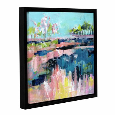 Another Summer Day I Framed Painting Print Size: 10