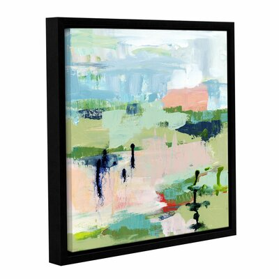 Ubiquitous Abstract Framed Painting Print Size: 10