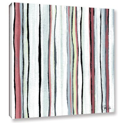 Abstract IV Graphic Art on Wrapped Canvas Size: 10
