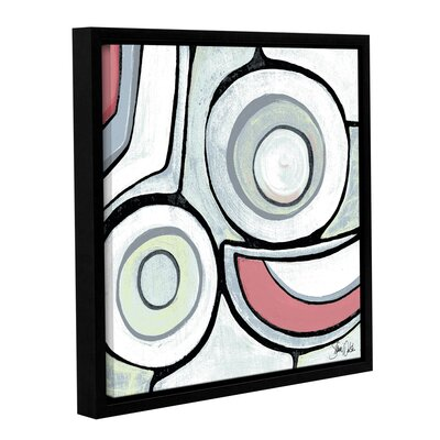 Abstract I Framed Painting Print Size: 10