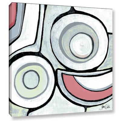Abstract I Painting Print on Wrapped Canvas Size: 10