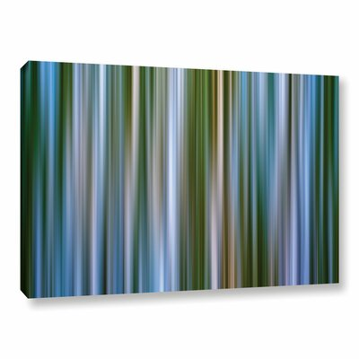 Forest No1 Graphic Art on Wrapped Canvas Size: 12