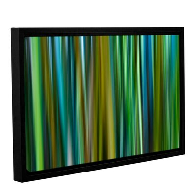 Bamboo Framed Graphic Art