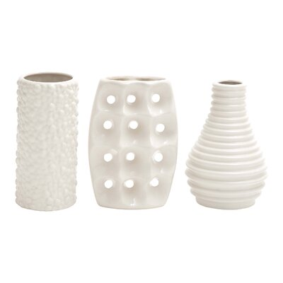 Bud Ceramic Vase Size: 8