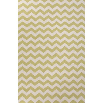 Davis Wild Lime Area Rug Rug Size: Rectangle 2 x 3