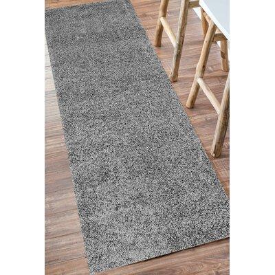 Halliburton Gray Area Rug Rug Size: 710 x 10