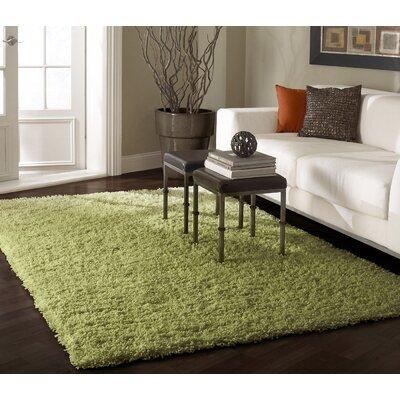 Ashlei Green Area Rug Rug Size: 4 x 6