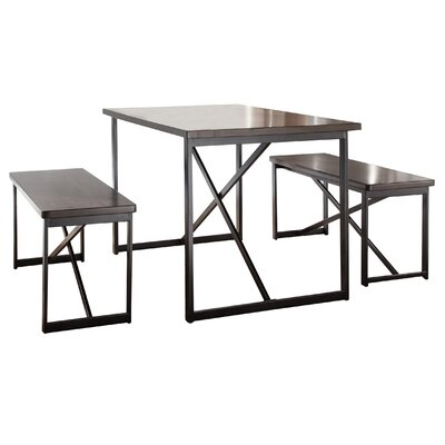 Jorden 3 Piece Dining Set