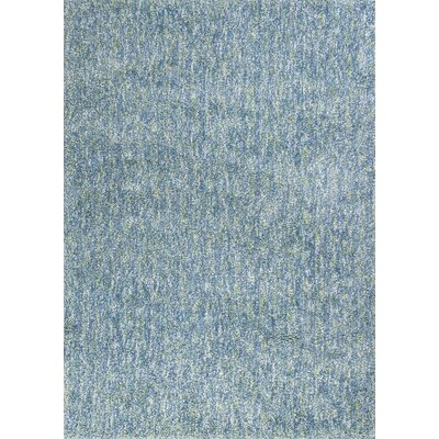 Bouvier Heather Hand-Woven Seafoam Area Rug Rug Size: Rectangle 76 x 96