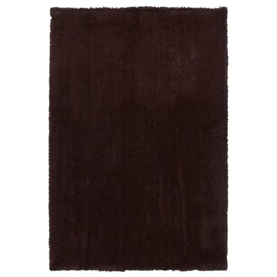 Bouvier Espresso Area Rug Rug Size: Rectangle 33 x 53