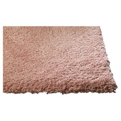 Bouvier Rose Pink Area Rug Rug Size: 23 x 39