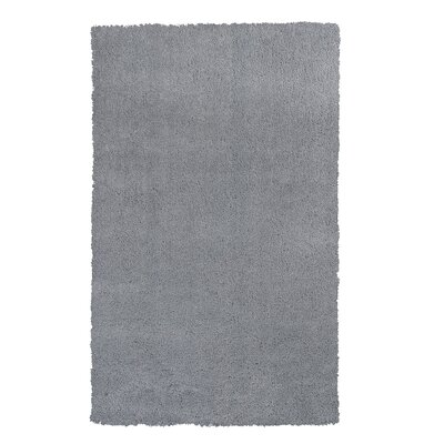 Bouvier Gray Area Rug Rug Size: Rectangle 9 x 13