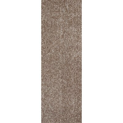Bouvier Beige Heather Area Rug Rug Size: Runner 23 x 76