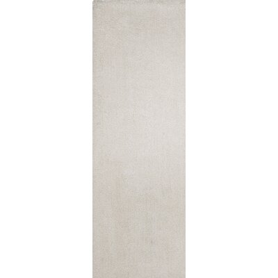Bouvier Ivory Area Rug Rug Size: Runner 23 x 76