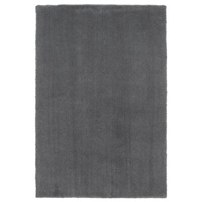 Bouvier Slate Area Rug Rug Size: Rectangle 8 x 11