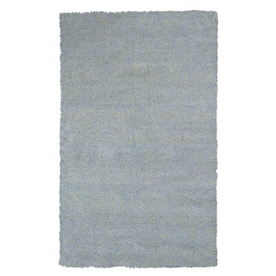 Bouvier Blue Heather Area Rug Rug Size: 8 x 11
