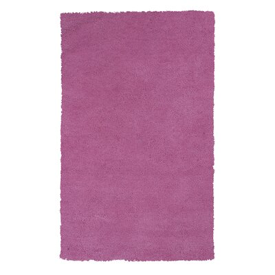 Bouvier Hot Pink Area Rug Rug Size: Rectangle 9' x 13'