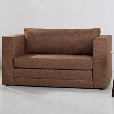 Watonga Sleeper Upholstery: Brown Ceramic