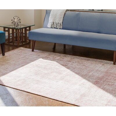 Sugarland Hand-Loomed Pomegranate Area Rug